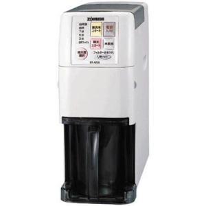 ZOJIRUSHI 家庭用マイコン無洗米精米機 5合 BT-AE05-HL クールグレー|k-media