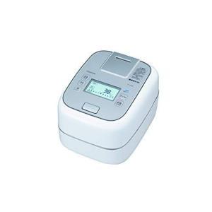 東芝 炊飯器 5.5合 真空 圧力IHジャー炊飯器 圧力+真空 合わせ炊き グランホワイト RC-10ZWM-W|k-media