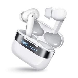 2021最新Bluetooth5.2 ワイヤレスイヤホン 【ENCデュアルマイク&Qualcomm/apt-X対応】 bluetooth イ|k-media
