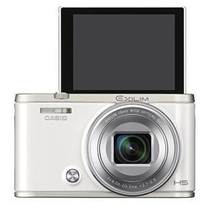 CASIO デジタルカメラ EXILIM EX-ZR4000WE 超広角19mm アニメーション動画を作れる「ワイドビューフォト」 EXZR|k-media