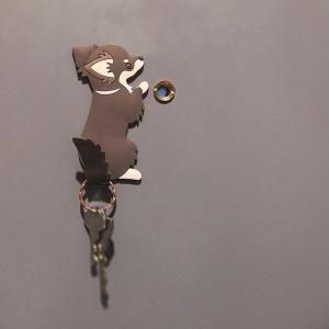 東洋ケース マグネットフック アニマルテイル チワワ MH-AN-02 かわいい 犬 Animal Tail しっぽ 磁石 壁面収納 キーフック 4511546087388|k-mori