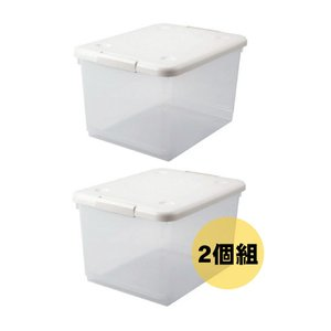 天馬 とっても便利箱 40L 2個組 収納ケース 衣装ケース 収納ボックス TENMA|k-mori