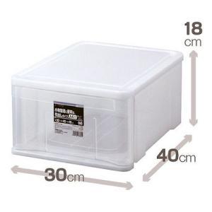 天馬 収納ケース プレクシーケースM 衣装ケース 収納ボックス TENMA 引出し収納 小物収納 4904746058553|k-mori