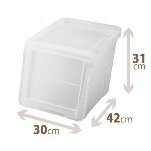 ■サイズ:幅30×奥行42×高31cm ■本体重量(kg):1.1 ■材質:ポリプロピレン ■原産国...