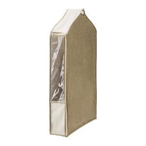 天馬 PRX プロフィックス スーツカバー 100 ライトブラウン クローゼット収納 4904746078575|k-mori