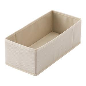 天馬 PRX プロフィックス せいとんボックス M アイボリー 小物収納 引出し整理 収納ボックス 小物整理 4904746078612|k-mori
