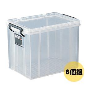 天馬 ロックス 440L(6個組)(収納ケース/衣装ケース/収納ボックス/TENMA)|k-mori