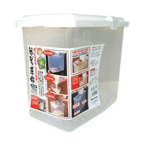 イノマタ 米びつ革命 10kgタイプ(収納ボックス/新米/保存ケース)|k-mori