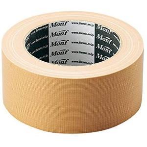 古藤工業 布粘着テープ 梱包用 50mm×25m×0.2mm No.8015 ぼうさい 防災用品 ガムテープ 梱包資材 布テープ|k-mori