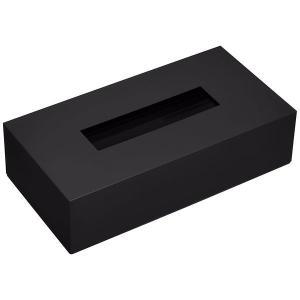 ティッシュケース 橋本達之助工芸 ティッシュBOXカラー ブラック TATSU-CRAFT(タツクラフト) ティッシュカバー ティッシュボックスカバー 4932903142401|k-mori