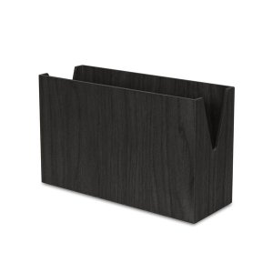 橋本達之助工芸 バスク カーペットクリーナースタンド ブラック インテリア 収納 クリーナーケース|k-mori
