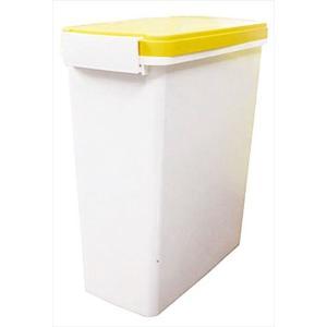 ゴミ箱 新輝合成 おむつペール14L イエロー ゴミ箱 ポット 衛生用品 パッキン付 TONBO 4973221008604 k-mori