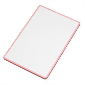 新輝合成 軽い2色 まな板L ピンク (キッチン/調理器具/抗菌加工) k-mori