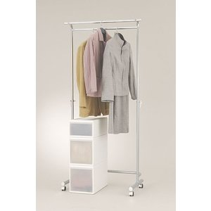 タック販売 パイプハンガー チャンプ TH-SUA(収納/衣類/洋服)|k-mori
