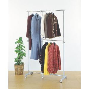 タック販売 パイプハンガー チャンプ TH-JE(収納/衣類/洋服)|k-mori