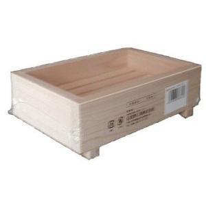 星野工業 ひのき 木製せっけん台 C型|k-mori