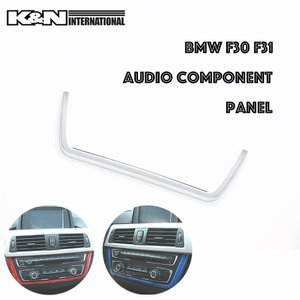 【商品詳細】 ・BMW 3シリーズ F30 F31 F34用のオーディオデッキ周りのパネルです。  ...