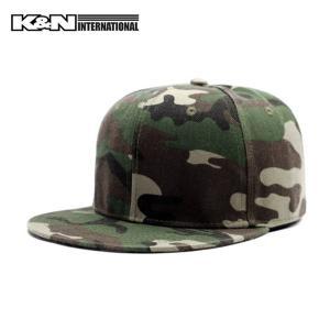 キャップ CAP  帽子 迷彩 カモフラ 3色 調整可 56cmから60cm 男 メンズ 大人 ダンス スケボー BMX サーフィン ストリート k-n-int 02