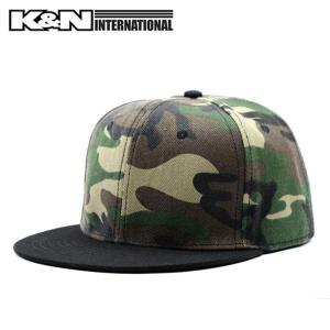 キャップ CAP  帽子 迷彩 カモフラ 3色 調整可 56cmから60cm 男 メンズ 大人 ダンス スケボー BMX サーフィン ストリート k-n-int 04