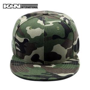 キャップ CAP  帽子 迷彩 カモフラ 3色 調整可 56cmから60cm 男 メンズ 大人 ダンス スケボー BMX サーフィン ストリート k-n-int 07