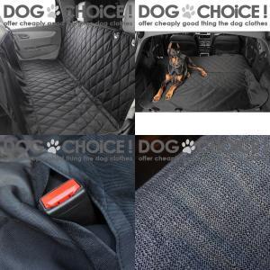 犬 ペット 子供 サーフィン スノーボード アウトドア ドライブシート シートカバー 3カラー 普通車のセカンドシート後部座席トランクルームに|k-n-int|03