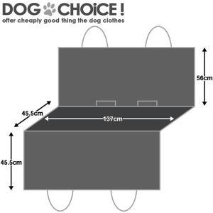 犬 ペット 子供 サーフィン スノーボード アウトドア ドライブシート シートカバー 3カラー 普通車のセカンドシート後部座席トランクルームに|k-n-int|04