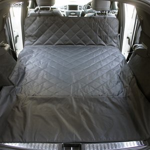 3色 犬 ペット 子供 サーフィン スノーボード アウトドア トランク/ラゲッジ/カーゴ用 Sサイズ106.7cm×198cm ドライブシート カーシート カバー 水洗いOK k-n-int 07