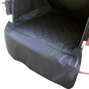リアルツリー 犬 ペット 子供 サーフィン スノーボード アウトドア トランク/ラゲッジ/カーゴ用 Lサイズ139.7cm×269.2cm ドライブシート カバー 水洗いOK k-n-int 05