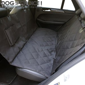 犬 ペット 子供 サーフィン スノーボード アウトドア チャックで分割 ドライブシート カーシート カバー 軽自動車 普通車 後部座席 セカンドシート|k-n-int|05