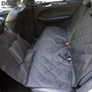 犬 ペット 子供 サーフィン スノーボード アウトドア チャックで分割 ドライブシート カーシート カバー 軽自動車 普通車 後部座席 セカンドシート|k-n-int|07