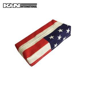 USA アメリカ 国旗 星条旗 3WAY 3通り ティッシュ ケース カバー 車内 インテリア 雑貨 USDM アメ車 FJクルーザー タンドラ シボレー ハマー ジープ Jeep|k-n-int|02