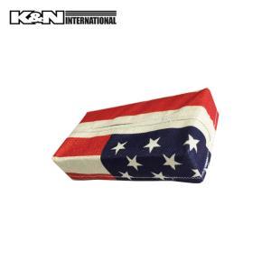 USA アメリカ 国旗 星条旗 3WAY 3通り ティッシュ ケース カバー 車内 インテリア 雑貨 USDM アメ車 FJクルーザー タンドラ シボレー ハマー ジープ Jeep|k-n-int|03