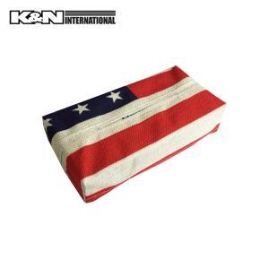 USA アメリカ 国旗 星条旗 3WAY 3通り ティッシュ ケース カバー 車内 インテリア 雑貨 USDM アメ車 FJクルーザー タンドラ シボレー ハマー ジープ Jeep|k-n-int|04