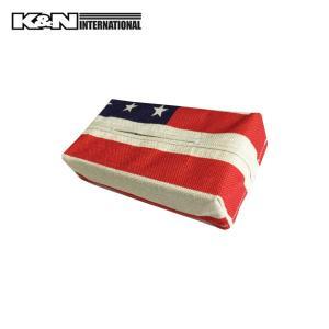 USA アメリカ 国旗 星条旗 3WAY 3通り ティッシュ ケース カバー 車内 インテリア 雑貨 USDM アメ車 FJクルーザー タンドラ シボレー ハマー ジープ Jeep|k-n-int|05