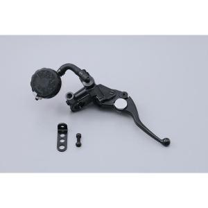 デイトナ ニッシン ブレーキマスターシリンダー 1/2インチ  (黒/黒〉(ショートレバー)43336|k-oneproject