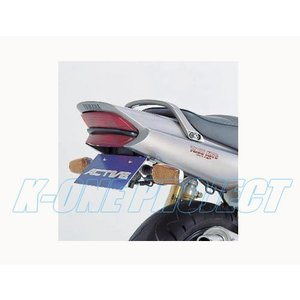 ACTIVE アクティブ XJR1300('98-'07)/XJR1200('94-'97) フェンダーレスキット シルバー k-oneproject