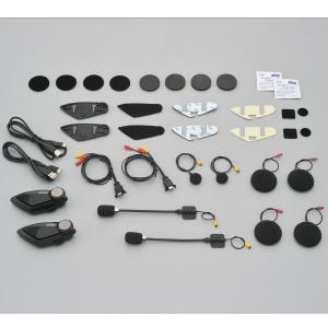 デイトナ インカム DT-E1 WIRELESS INTERCOM 2個セット 99114|k-oneproject