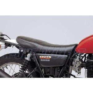 DAYTONA デイトナ COZYシート 250TR ショートロー[COMP/ロール] ブラック 42680|k-oneproject