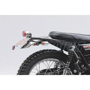 DAYTONA デイトナ 250TR ステンレスショートフェンダー[リヤ] 42793|k-oneproject