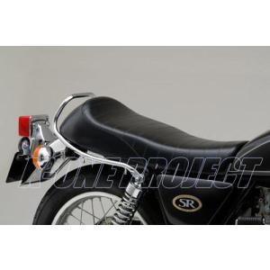 DAYTONA デイトナ 61921 COZYシート SR400/500 ツーリングダブル[COMP/ロール] ブラック|k-oneproject