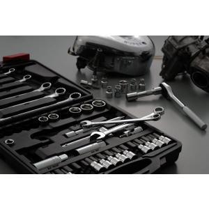 数量限定 DAYTONA デイトナ ハーレー(インチサイズ車)用インチ工具セット(43ピース) 90408|k-oneproject