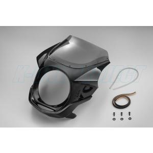 DAYTONA デイトナ AR Breaker(ARブレーカー)本体 ブラック GSX1400(-08)専用取付キットセット k-oneproject