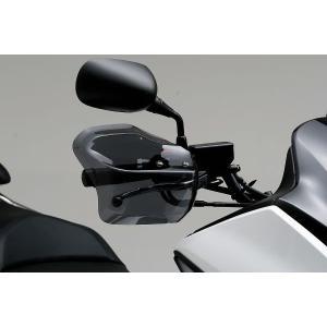 DAYTONA デイトナ 汎用ナックルバイザー(本体) ABS ブラック 70926