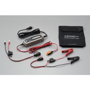 DAYTONA デイトナ CTEC バッテリーチャージャー JS3300 12V車用 91497|k-oneproject