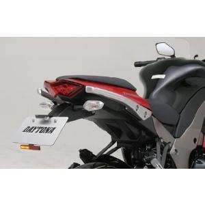DAYTONA デイトナ フェンダーレスキット Ninja1000('11)/Z1000('10-11) 車検対応LEDライセンスランプ付き