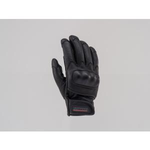 デイトナ DAYTONA HBG-010 ゴートスキングローブ(タッチパネル対応) プロテクションタイプ ブラック Sサイズ 95301|k-oneproject