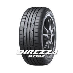 DUNLOP ダンロップ DIREZZA DZ102 ディレッツア 205/50R16 205-50-16 k-oneproject
