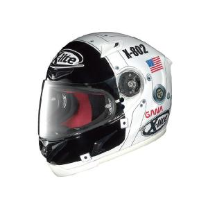 NOLAN X-Lite X-802R Lorezo Moon(ロレンソ ムーン) レプリカモデル フルフェイス ヘルメット|k-oneproject