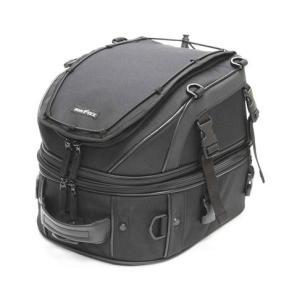 TANAX-タナックス-MOTO Fizz -モトフィズ- Wデッキシートバッグ MFK-139 ブラック|k-oneproject