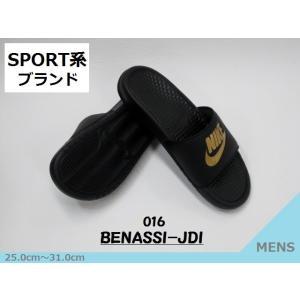 SALE / NIKE ナイキ 343880-016 BENASSI-JDI 黒GD シャワー Me...